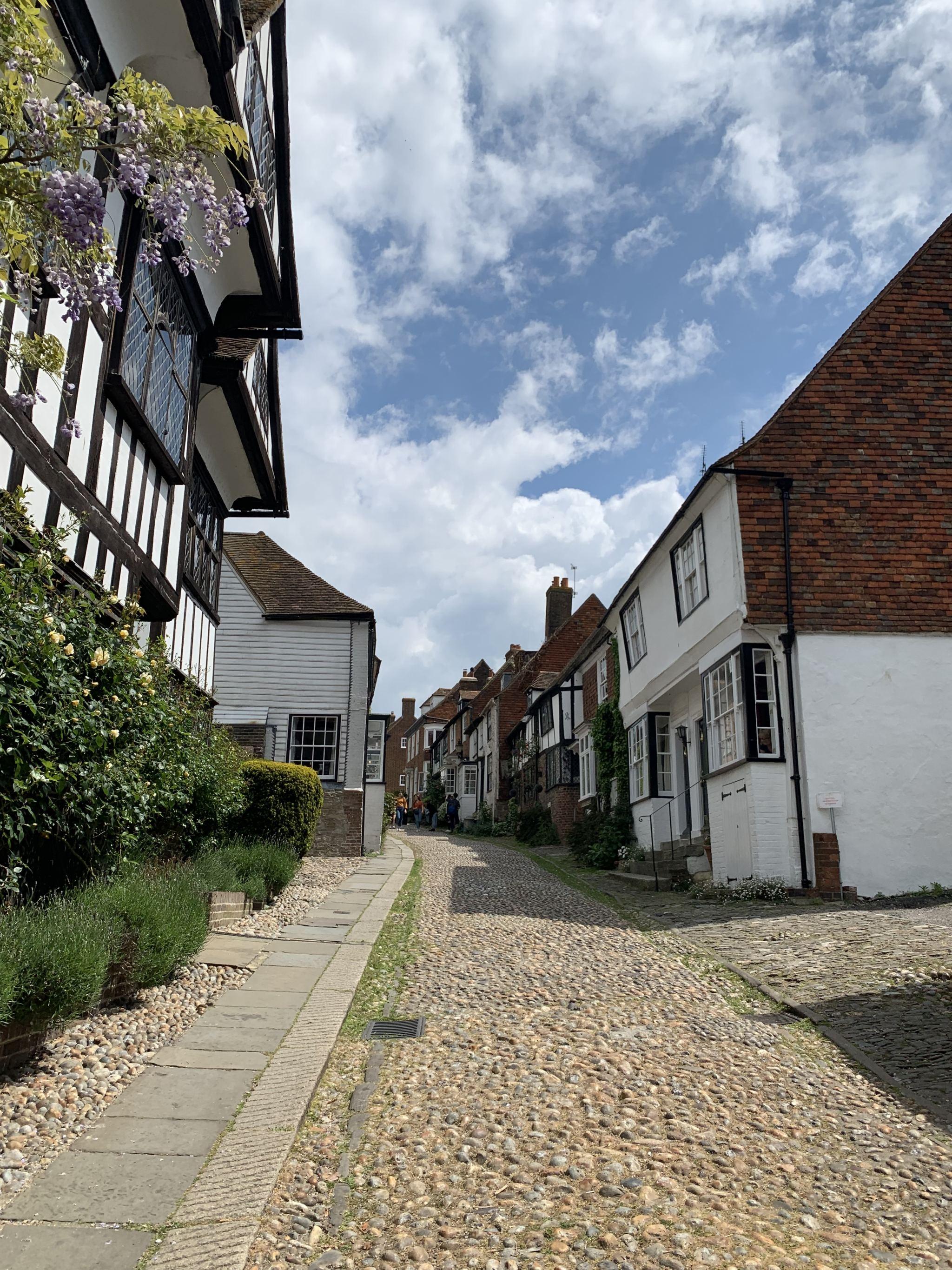 street of rye