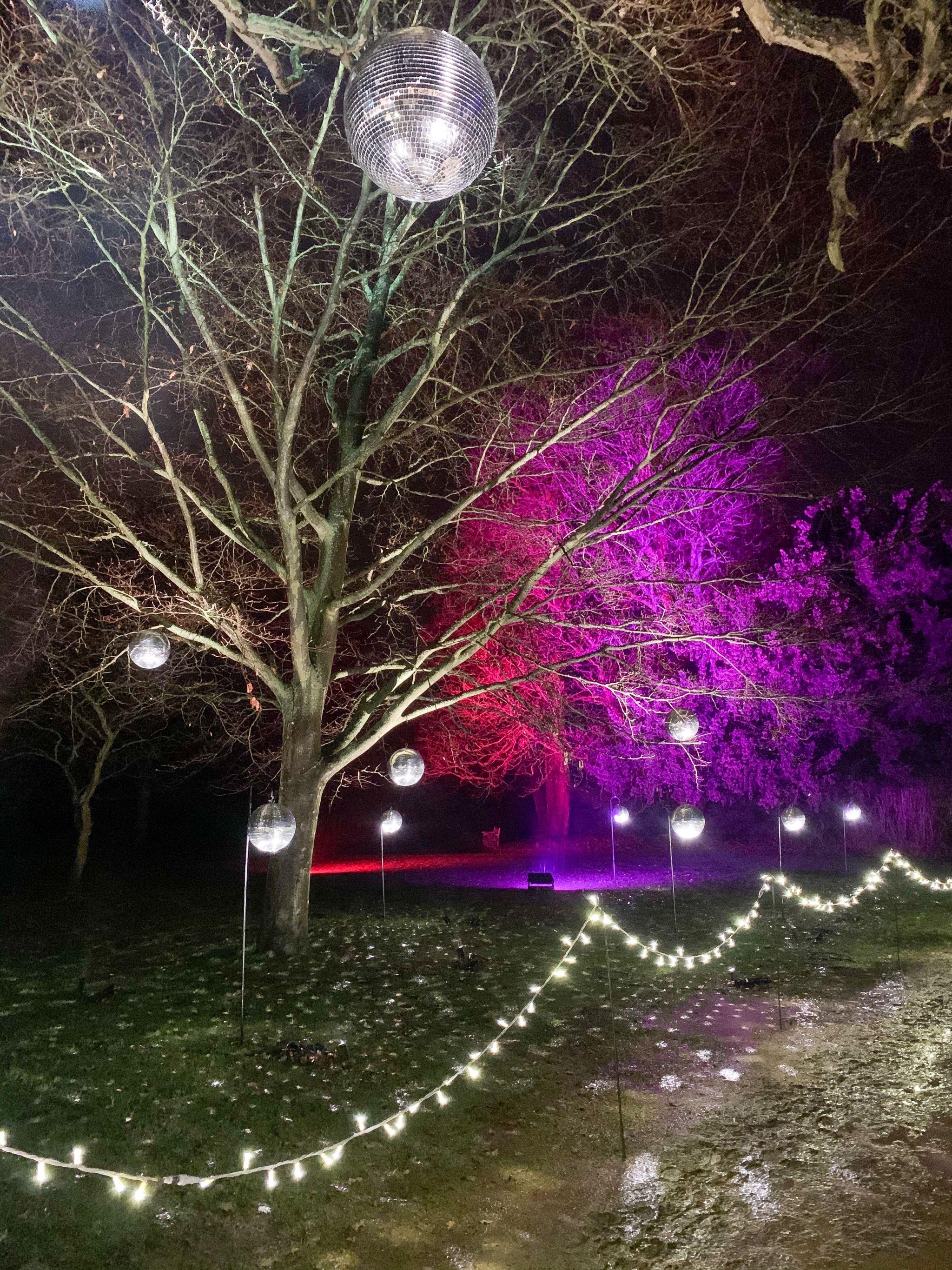 hylands park light trial